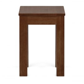 Wainwright Dark Oak Stool