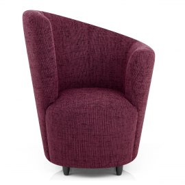 Spiral Chair Purple
