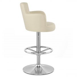 Chateau Brushed Bar Stool Cream