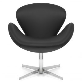 Swan Chair Black
