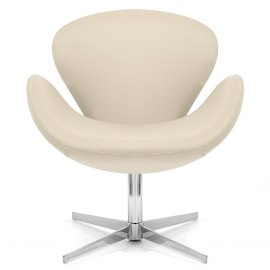 Swan Chair Cream