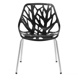 Sherwood Dining Chair Black