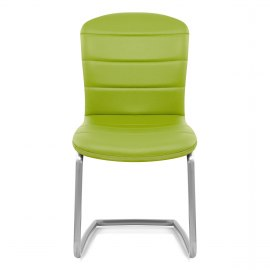 green - chairs