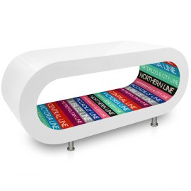 White Orbit Coffee Table Underground Inner