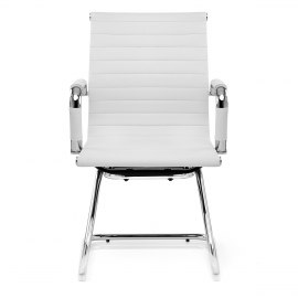 Eames Style Task Office Chair White