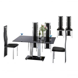Trinity Dining Set Large