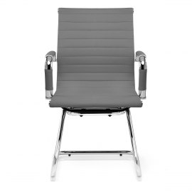 Eames Style Task Office Chair Grey