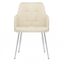 Exceptionnel Dawn Dining Chair Cream