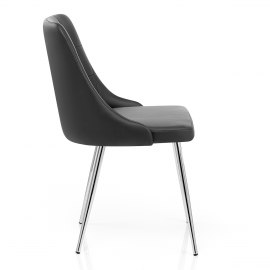 Shanghai Dining Chair Black