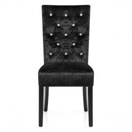 Roxy Dining Chair Black
