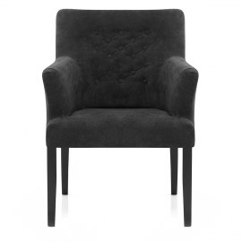 Sofi Chair Black Fabric