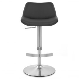 Christiana Brushed Stool Black
