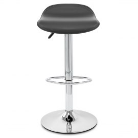 Zars Bar Stool Black