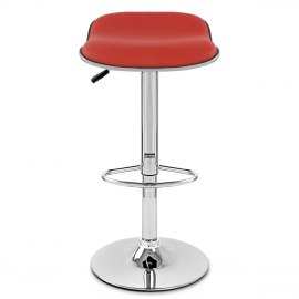 Deluxe Mars Stool Red