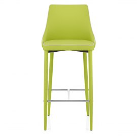 Shelby Kitchen Stool Green