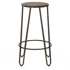 Bobby Industrial Stool