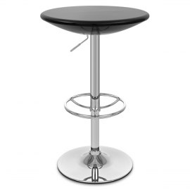 Podium Bar Table Black