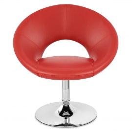 Crescendo Funky Chair Red