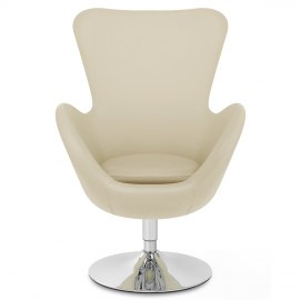 BB Swivel Chair Cream