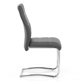 Kappa Dining Chair Grey