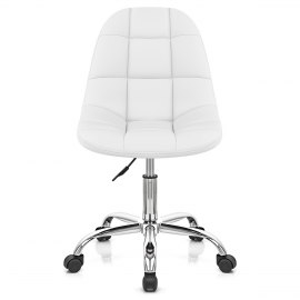 Rochelle Office Chair White