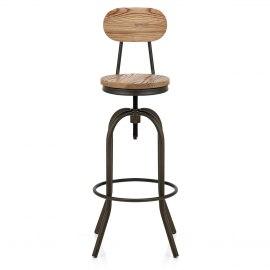 Groovy Industrial Bar Stools Atlantic Shopping Ibusinesslaw Wood Chair Design Ideas Ibusinesslaworg