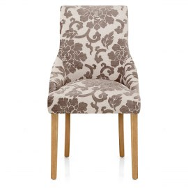 Charlton Chair Mink Baroque