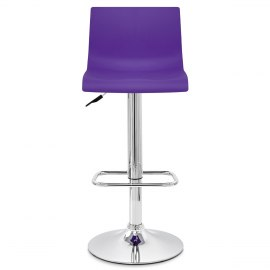 Serena Bar Stool Purple
