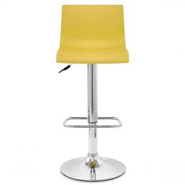 Serena Bar Stool Yellow