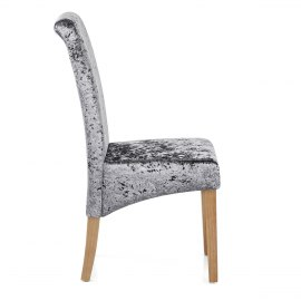 Marcus Dining Chair Grey Atlantic Shopping