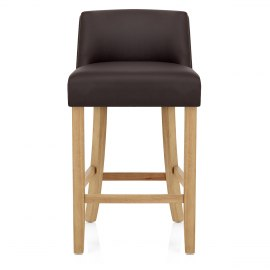 Hatfield Bar Stool Brown