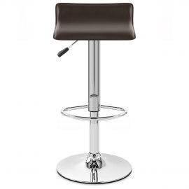 Mars Brown Bar Stool