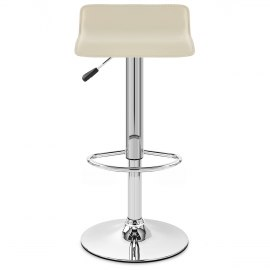 Mars Cream Bar Stool