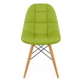 Moda Wooden Chair Green