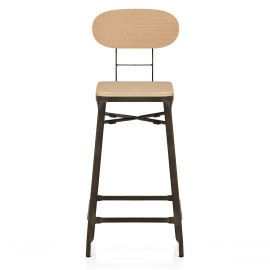 Coast Stool Light Wood