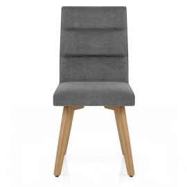Hadley Dining Chair Grey