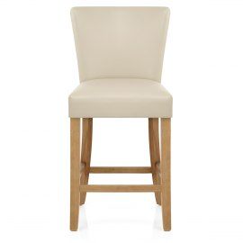 Harrow Oak Stool Cream
