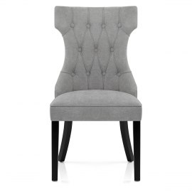 Lawson Dining Chair Grey Fabric