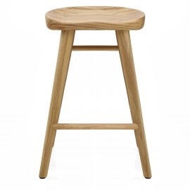 Jin Wooden Stool