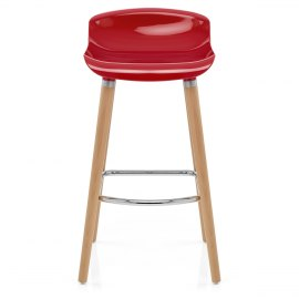 Giro Stool Red