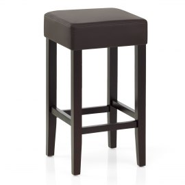 Oliver Wenge Stool Brown