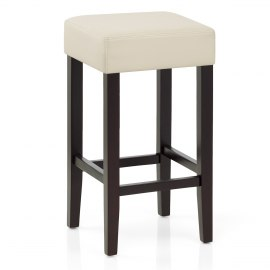 Oliver Wenge Stool Cream