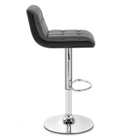 Tao Bar Stool Black & Grey