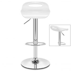 Soda Bar Stool White