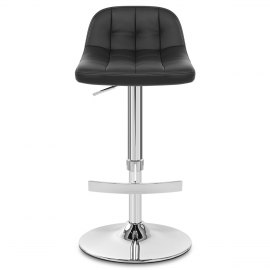 Pulse Bar Stool Black
