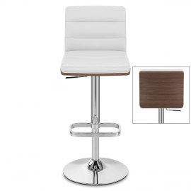 Arizona Bar Stool White