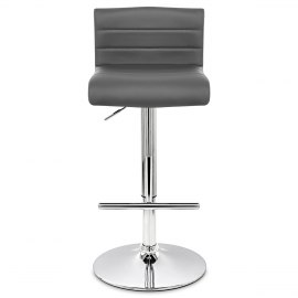 Attractive Style Bar Stool Grey