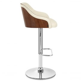 Fusion Walnut Stool Cream