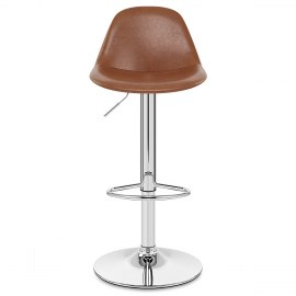 Skye Bar Stool Brown