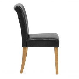 Camborne Dining Chair Black